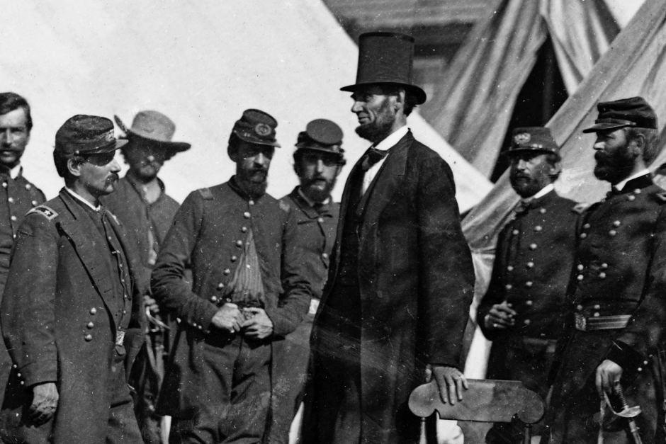 Abraham Lincoln Ngoài Chiến Trận