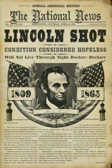 Abraham Lincoln bị ám sát
