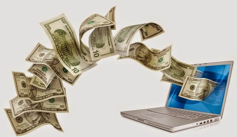 Làm giàu từ tiếp thị liên kết
