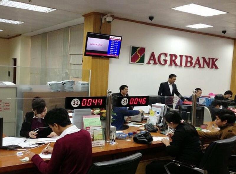 Điều kiện vay tiền ngân hàng Agribank