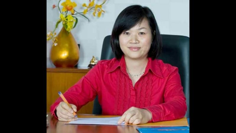 Phạm Thúy Hằng em gái Phạm Thu Hương