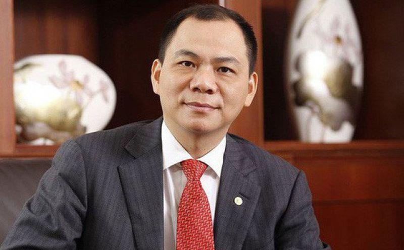 Phạm Nhật Vượng chồng bà Phạm Thu Hương