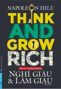 sách kinh doanh nghĩ giàu và làm giàu napoleon hill