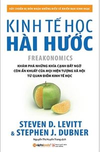sách kinh tế học hài hước