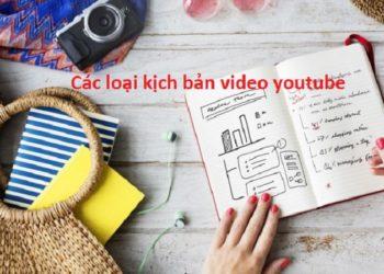 kịch bản video